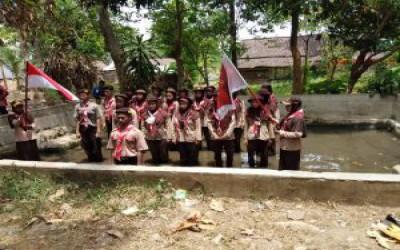 Diklat Kepengurusan Dewan Ambalan Ki Hajar Dewantoro dan Dewi Sartika Gudep 0143-0144