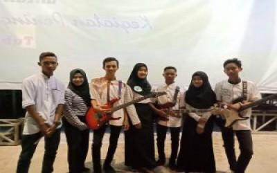 BlueBand, Tampil PD dalam Acara Festival Band Islami tingkat SMA /SMK/MA Se-Kabupaten Tuban