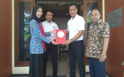 Siswa SMK Abdi Negara Tuban Magang di Hotel HOM Premier Horizon Gresik